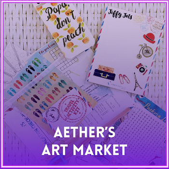 Civic District Outdoor Festival Thumbnail Aether's Art Market