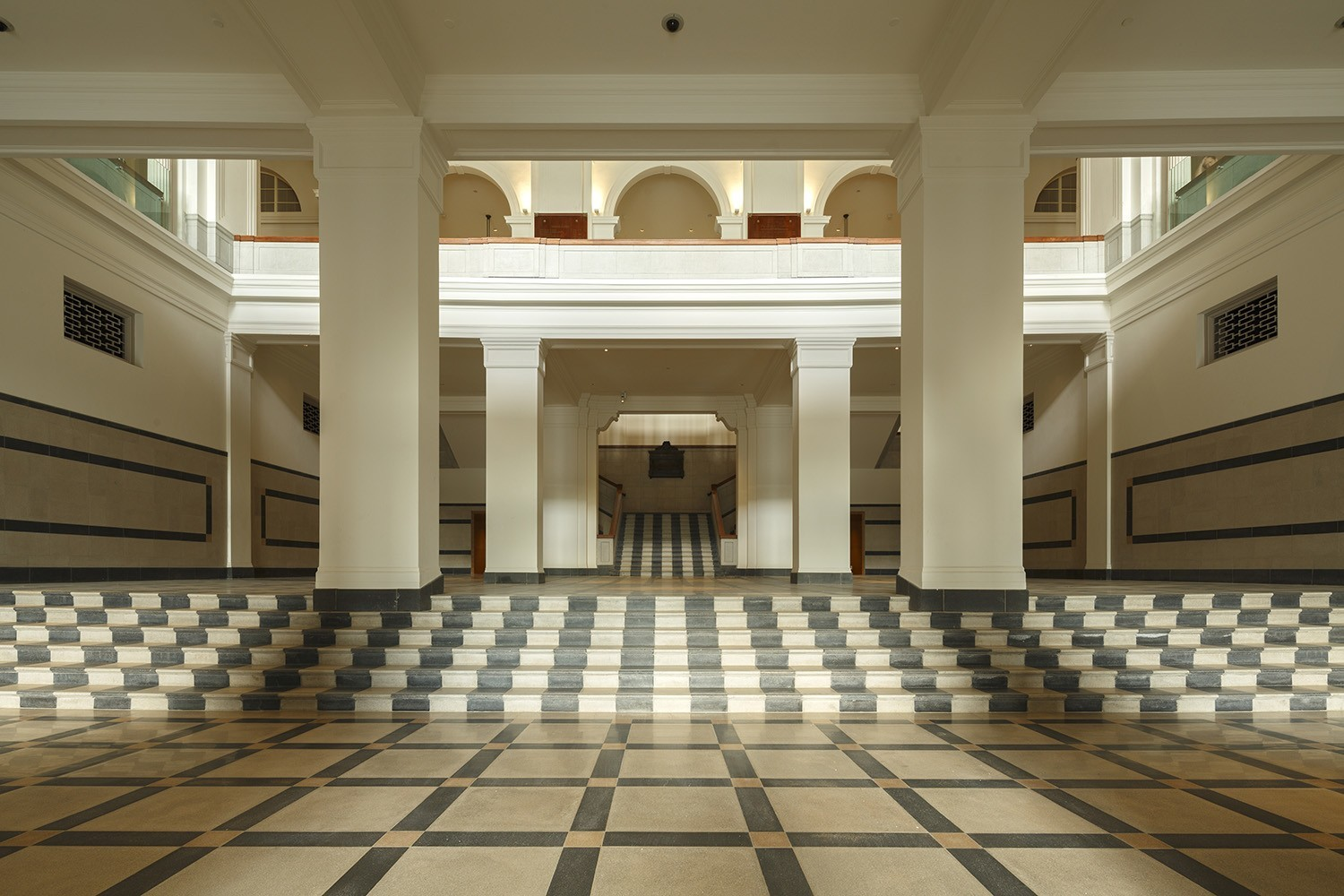 Former Supreme Court Foyer