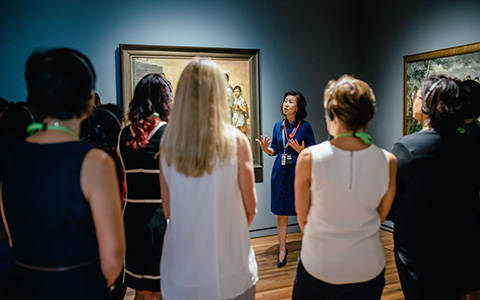 HOW TO BE A DOCENT