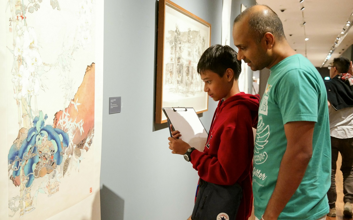 National Gallery Singapore - Family Programmes